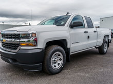 Chevrolet Silverado 1500 LD Work Truck 2019