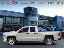 2015 Chevrolet Silverado 1500 Double 4x4 LT / Standard Box  - $205.60 B/W