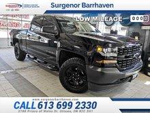 Chevrolet Silverado 1500 WT  - $228.71 B/W 2017