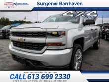 2018 Chevrolet Silverado 1500 Custom  - $291.48 B/W