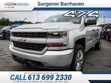 Chevrolet Silverado 1500 Custom  - $302.93 B/W 2018