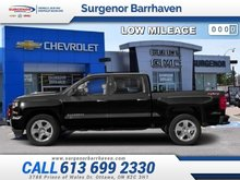 2018 Chevrolet Silverado 1500 Custom  - Certified - $347.72 B/W