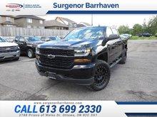 2018 Chevrolet Silverado 1500 Custom  - Certified - $326.11 B/W