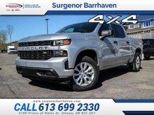 Chevrolet Silverado 1500 Custom  - $276.81 B/W 2019