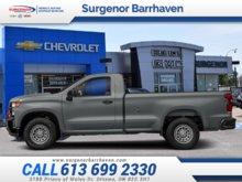Chevrolet Silverado 1500 Work Truck  - $259 B/W 2019