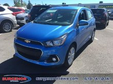 2018 Chevrolet Spark 1LT  - Bluetooth -  MyLink - $109.07 B/W