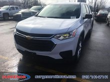 2018 Chevrolet Traverse LS  - Bluetooth -  OnStar - $237.52 B/W