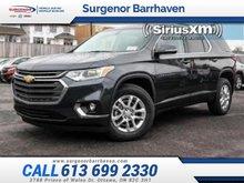 Chevrolet Traverse LT  - Bluetooth -  Heated Seats - $272.36 B/W 2019