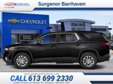 Chevrolet Traverse RS  - $321.24 B/W 2019