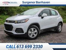 Chevrolet Trax LS  - $135 B/W 2019