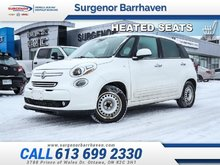 2014 Fiat 500L Sport  - Heated seats -  Bluetooth - $69.55 B/W