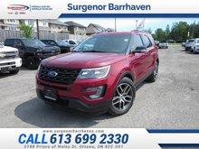Ford Explorer Sport  - Leather Seats -  Navigation - $208.57 B/W 2016