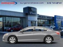 Honda Accord Sedan Sedan L4 LX CVT  - $107.67 B/W 2013