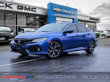 Honda Civic Sedan Si  - Navigation -  Bluetooth - $163.80 B/W 2017