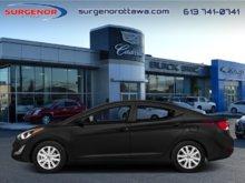 Hyundai Elantra GLS 6sp  - $78.46 B/W 2015