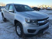 2018 Chevrolet Colorado 4WD WT