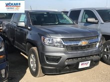 2018 Chevrolet Colorado Work Truck  -  Towing Package - $227.63 B/W