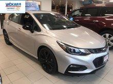 2017 Chevrolet Cruze LT  - Bluetooth -  SiriusXM - $181.74 B/W
