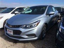 2017 Chevrolet Cruze LS  - Bluetooth - $138.61 B/W