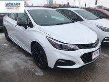 2018 Chevrolet Cruze LT  - Bluetooth -  Heated Seats - $182.73 B/W