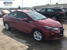 2018 Chevrolet Cruze LT  - Bluetooth -  Heated Seats - $164.13 B/W