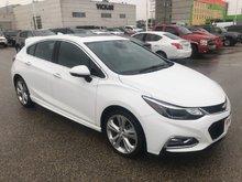 2018 Chevrolet Cruze Premier  - $196.44 B/W