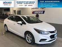 2018 Chevrolet Cruze LT  - $126.51 B/W