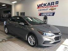 2018 Chevrolet Cruze LT  - $137.29 B/W - Low Mileage