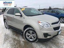 2015 Chevrolet Equinox LT w/1LT  - Bluetooth -  Heated Seats - $170.97 B/W
