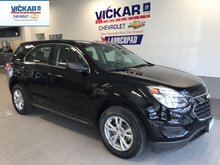 2017 Chevrolet Equinox LS  - $179.87 B/W