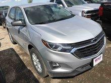 2018 Chevrolet Equinox LS  - Bluetooth -  Heated Seats - $186.42 B/W
