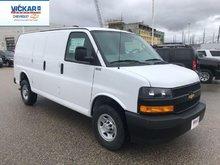 2018 Chevrolet Express Cargo Van WT  - $235.74 B/W