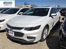 2017 Chevrolet Malibu 1LT  - Bluetooth -  SiriusXM - $198.47 B/W