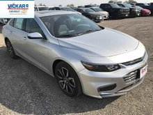 2018 Chevrolet Malibu LT  - Bluetooth -  SiriusXM - $209.50 B/W