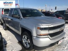 2018 Chevrolet Silverado 1500 Custom  -  Bluetooth - $219.96 B/W