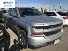 2018 Chevrolet Silverado 1500 Custom  -  Bluetooth - $271.35 B/W
