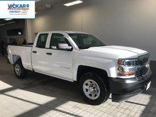 2018 Chevrolet Silverado 1500 Work Truck  - Cruise Control - $242.04 B/W