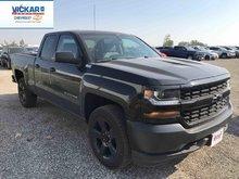 2018 Chevrolet Silverado 1500 Work Truck  - Cruise Control - $271.65 B/W