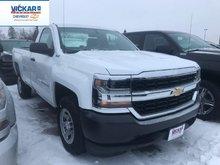 2018 Chevrolet Silverado 1500 Work Truck  - Cruise Control - $175.45 B/W