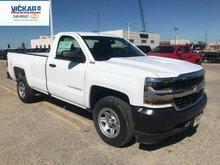 2018 Chevrolet Silverado 1500 Work Truck  - Cruise Control - $238.93 B/W