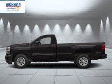 2018 Chevrolet Silverado 1500 Work Truck  - Cruise Control - $242.16 B/W