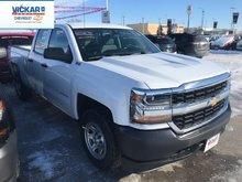 2018 Chevrolet Silverado 1500 Work Truck  - Cruise Control - $232.11 B/W