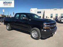 2018 Chevrolet Silverado 1500 Work Truck  - $218.15 B/W
