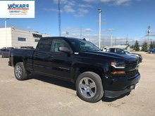 2018 Chevrolet Silverado 1500 Custom  - $236.42 B/W