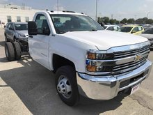 2017 Chevrolet Silverado 3500HD Chassis WT  -  Towing Package - $291.04 B/W