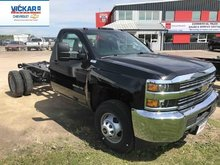2017 Chevrolet Silverado 3500HD Chassis WT  -  Towing Package - $316.33 B/W