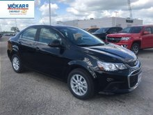 2018 Chevrolet Sonic LT  - $121.48 B/W
