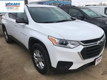 2018 Chevrolet Traverse LS  - Bluetooth -  OnStar - $225.01 B/W