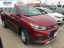 2018 Chevrolet Trax LT  - Bluetooth - $159.78 B/W