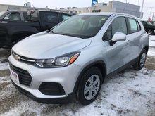 2018 Chevrolet Trax LS  - Bluetooth - $145.02 B/W